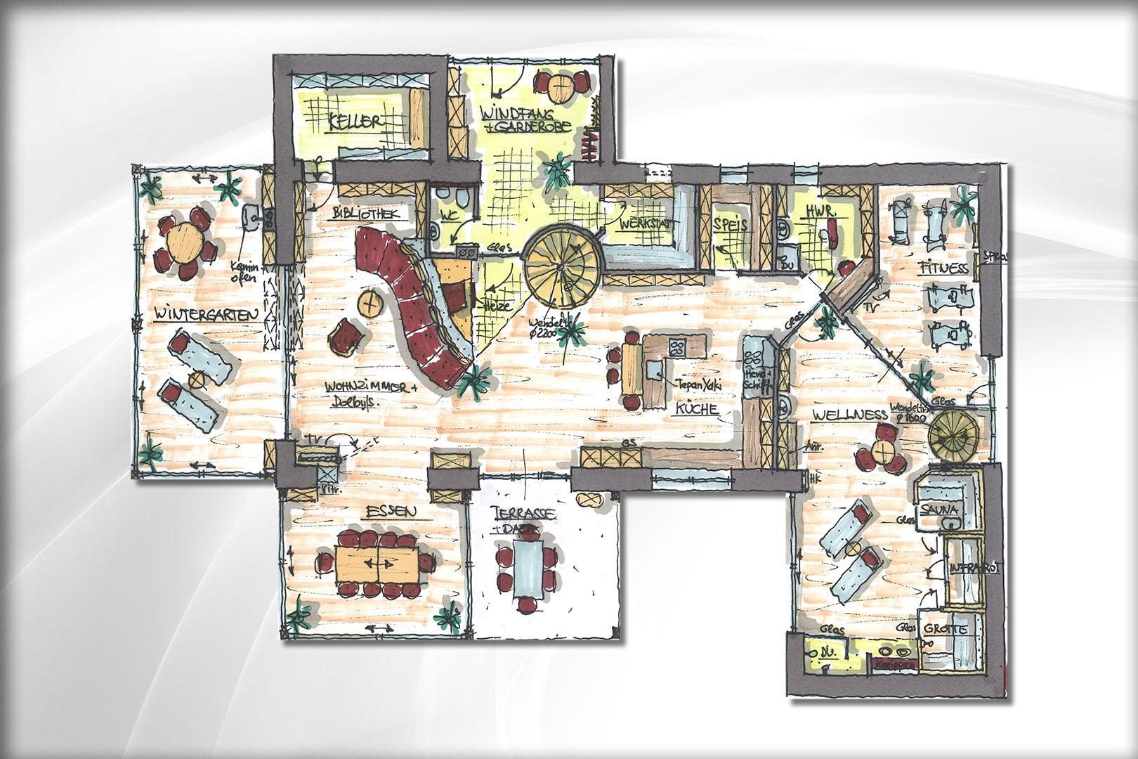 Wohn design ideenpavillon for Wohndesign einrichtungs gmbh wels