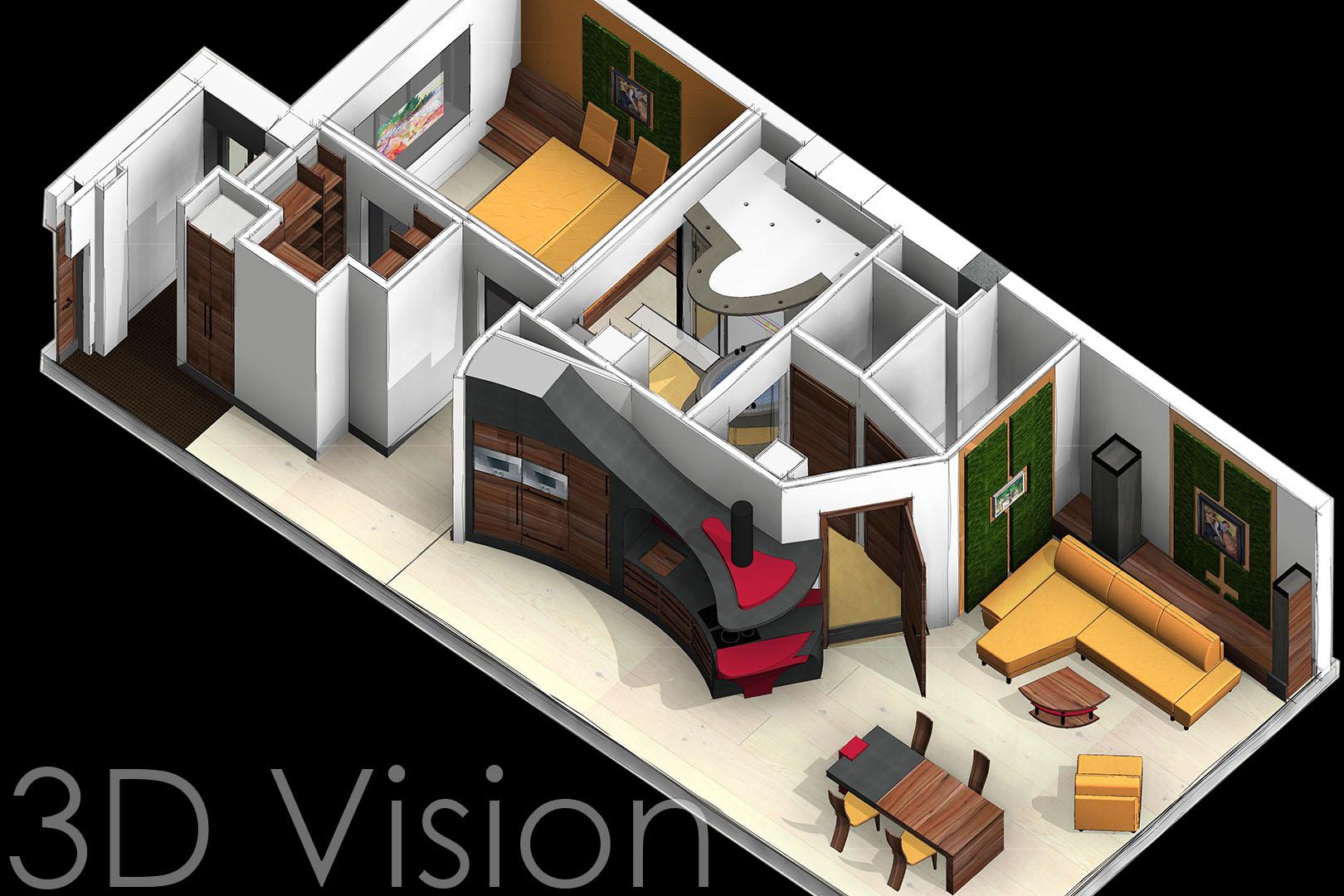 Wohn Design Ideenpavillon